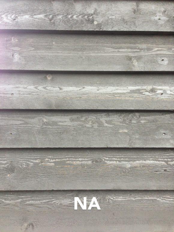 Bestaande schroten vervangen (hout)