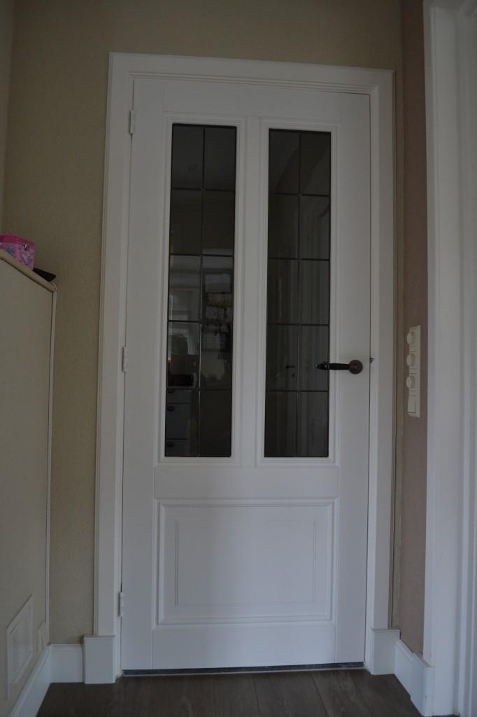 Bestaande binnendeuren vervangen