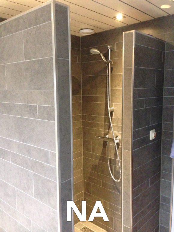 Bestaande douche renoveren